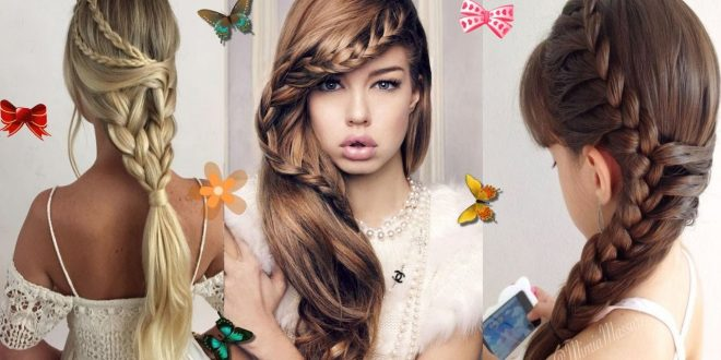 صورة صور تسريحات شعر , احدث قصات شعر للبنات