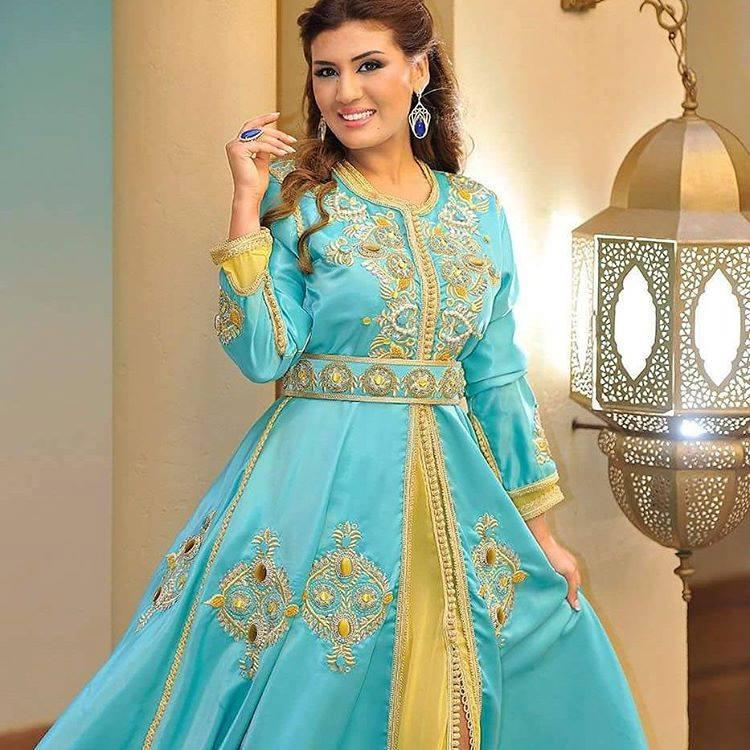 صورة جلابيات مغربية , صور لباس فتيات المغرب