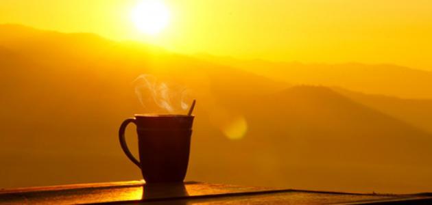 صورة كلمات صباح الخير , صور شروق الشمس