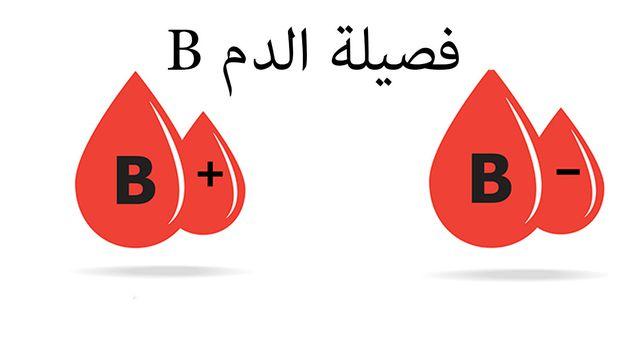 صور رجيم فصيلة الدم , تعرف على تفاصيله