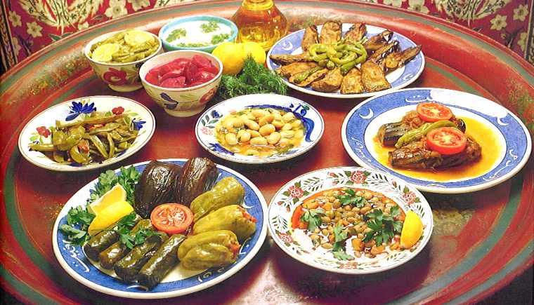 صورة طبخات رمضان , اطعم الوجبات الرمضانية
