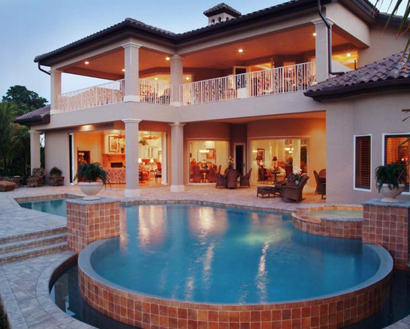 صورة منزل فخم , اجمل صور المنازل الفخمة