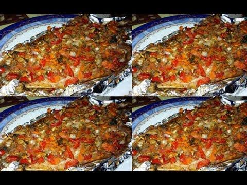 صورة طريقة عمل السمك السنجارى , طريقة صحية وسريعة
