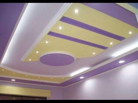 صورة جبس اسقف صالات , احدث التصاميم للاسقف