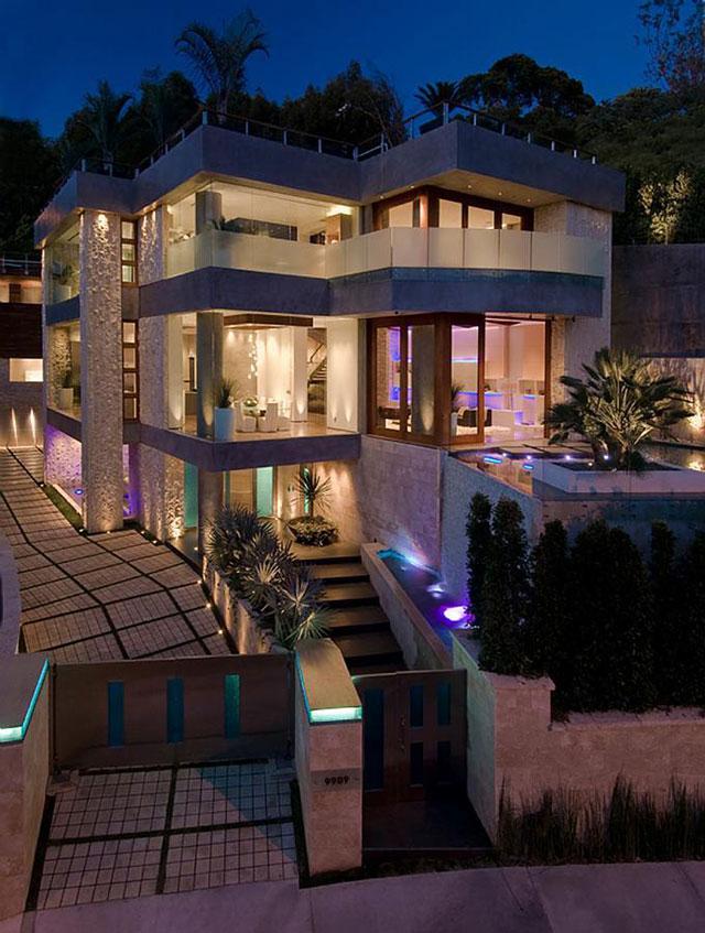 صورة بيت فخم , اجمل صور البيوت الكبيرة