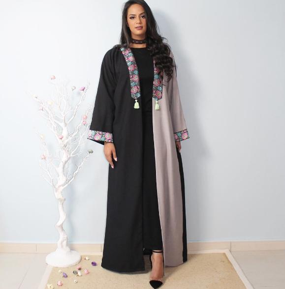 صورة عباية اماراتية , احدث الموديلات للعبايات الخليجي