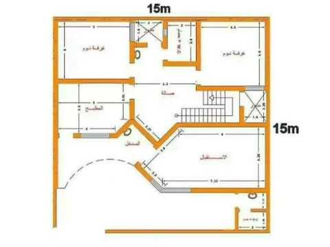 صورة خرائط منازل , ادق خرائط المنازل