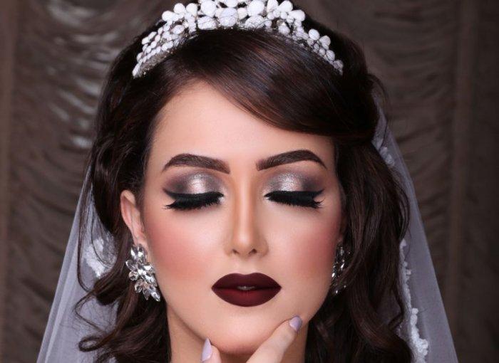 صورة مكياج عروس , احدث صيحات مكياج العروس 3754 11