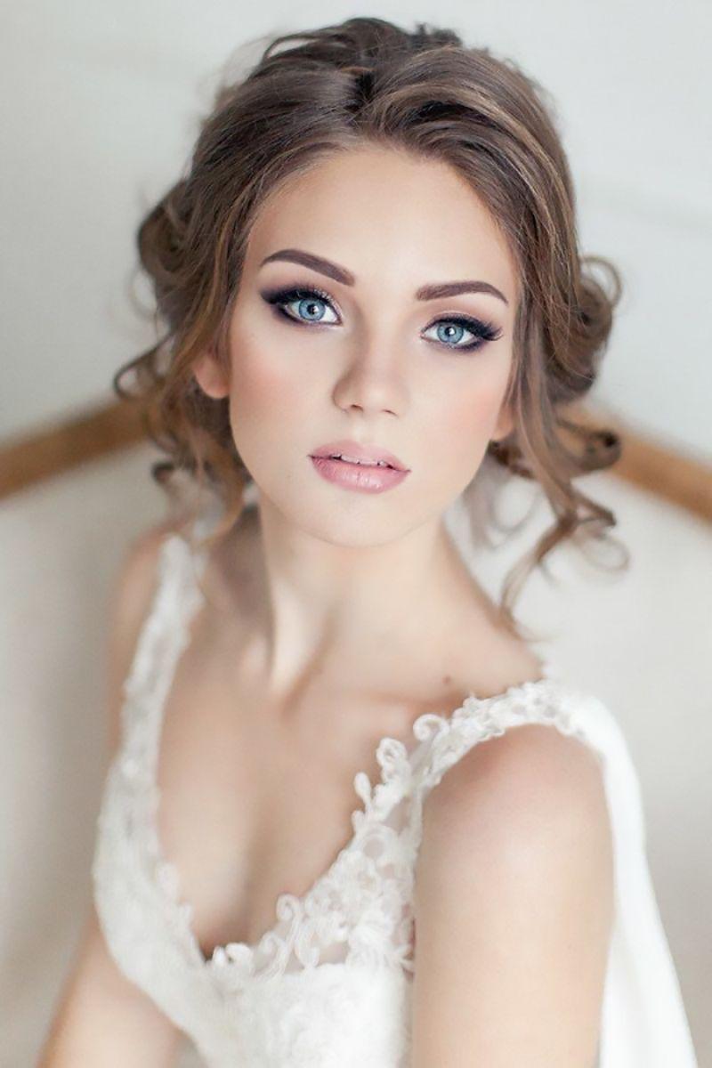 صورة مكياج عروس , احدث صيحات مكياج العروس 3754 12
