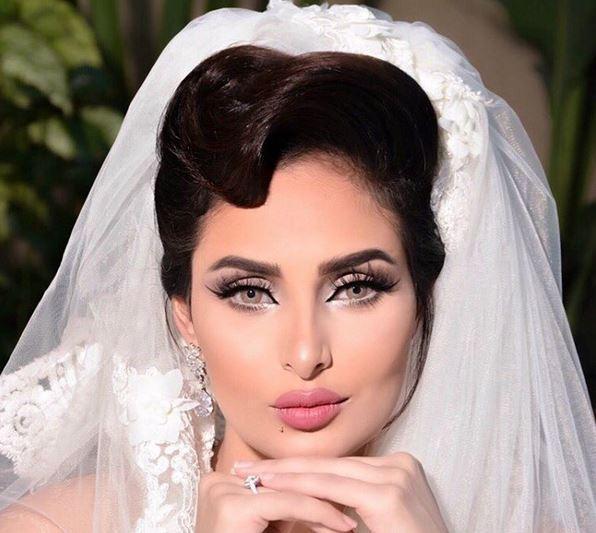 صورة مكياج عروس , احدث صيحات مكياج العروس 3754 14