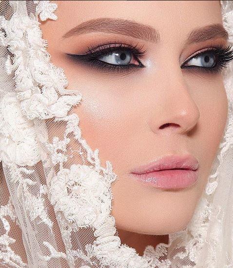 صورة مكياج عروس , احدث صيحات مكياج العروس 3754 16