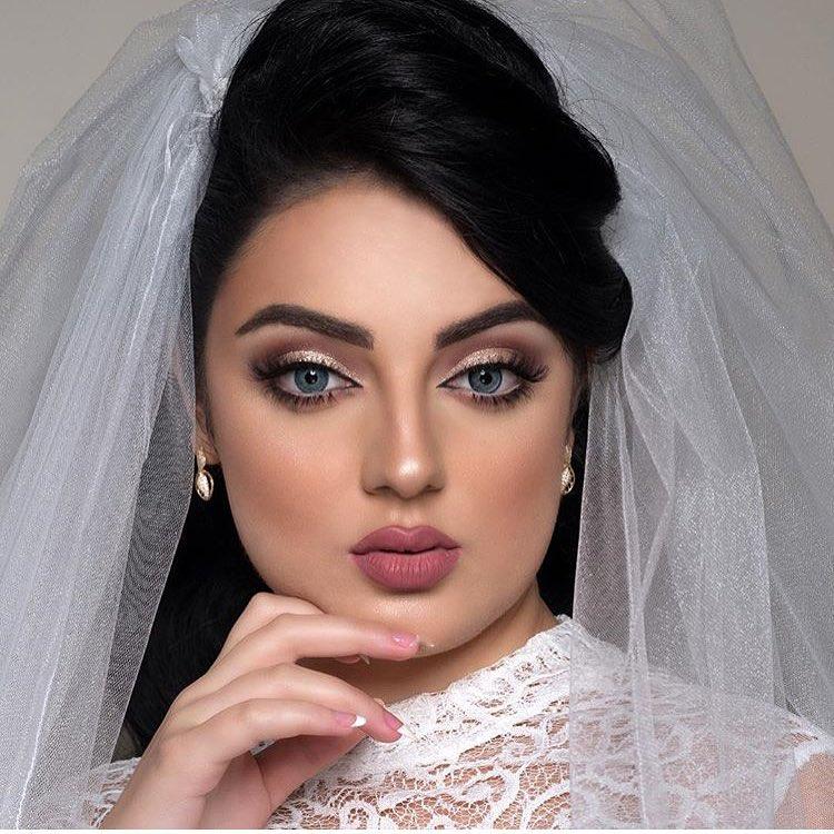 صورة مكياج عروس , احدث صيحات مكياج العروس 3754 17