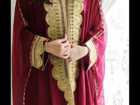 صورة عبايات مغربية , اجمل العبايات الخليجيه