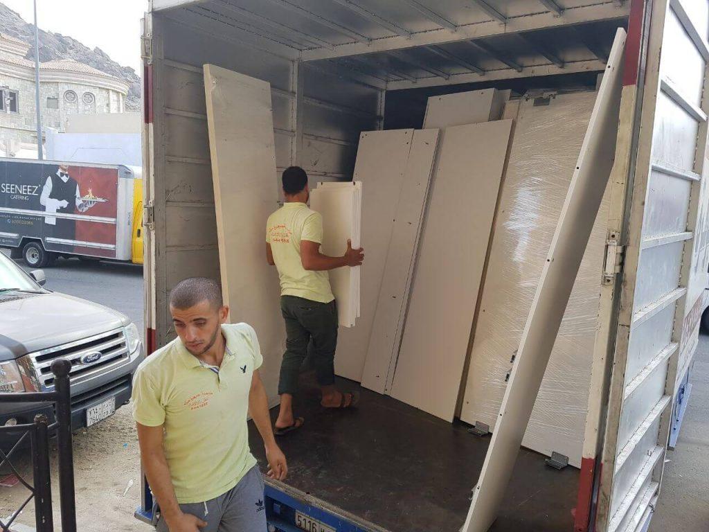 صور شركة نقل اثاث بمكة , افضل الخدمات في مكة لنقل الاشياء الثقيلة