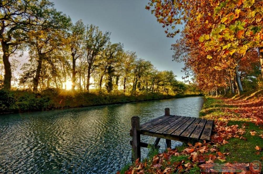 صورة صور مناظر طبعيه , اجمل اشكال الطبيعة في لوحات خيالية