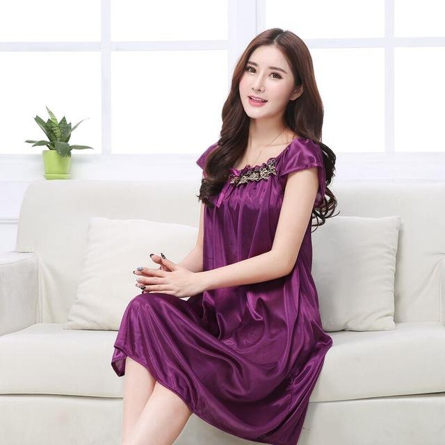 صورة ملابس نوم نساء , اجمل الملابس المريحة هي ملابس النوم للسيدات
