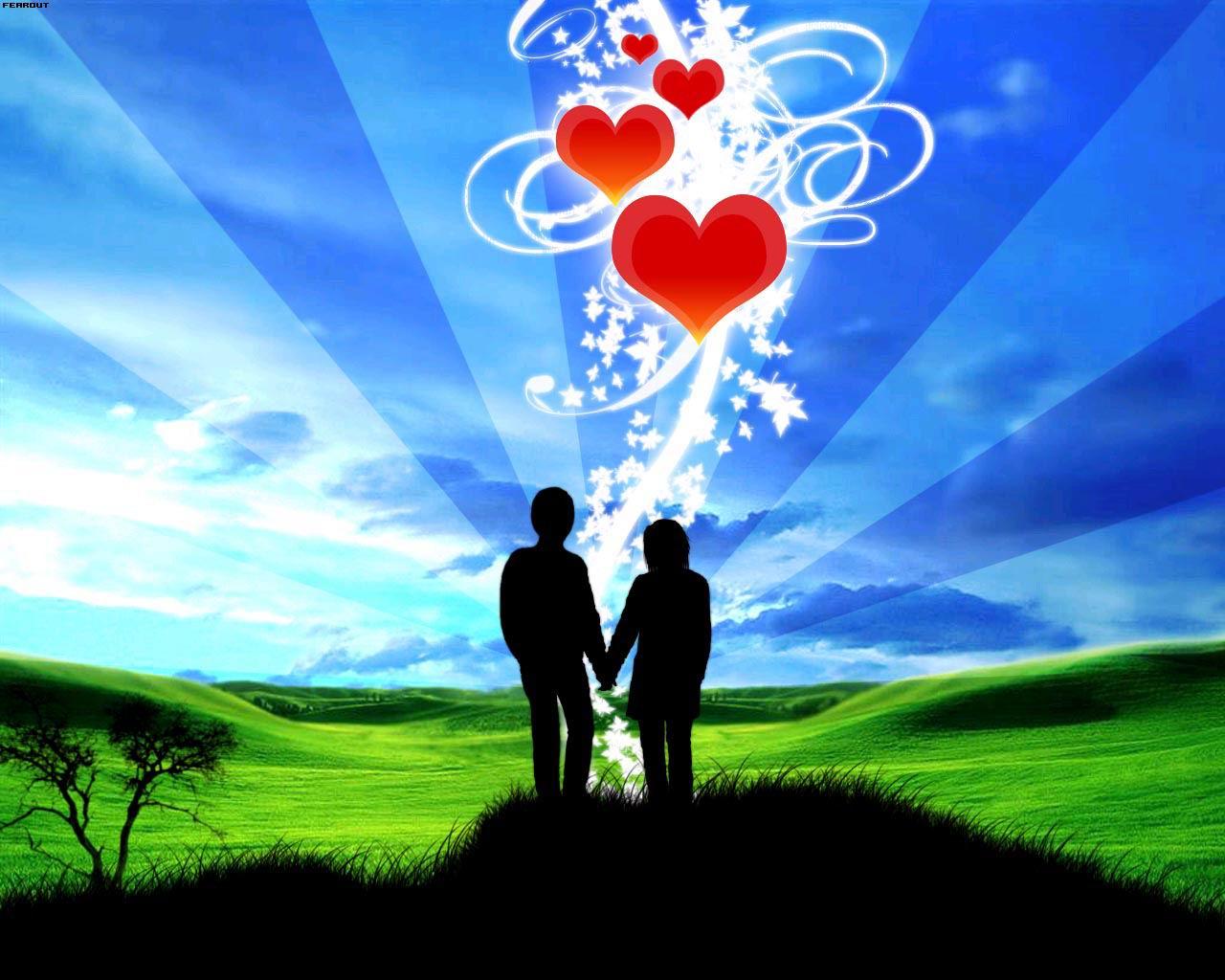 صورة كيف تعرف انك تحب , الحب نبض الحياة