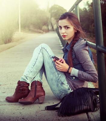 صورة بنات فيس بوك , كيوت وجميلة وهادئة