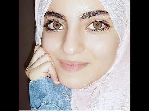 صورة اجمل بنات محجبات , كيوت وجميلة مغربية