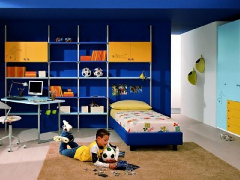 صورة غرف نوم اطفال اولاد , صور احدث غرفة نوم للاولاد
