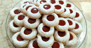 صور حلويات مغربية سهلة التحضير , خطوات تحضير حلوى مغربية