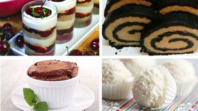 صورة وصفات طبخ حلويات , طريقة عمل حلويات سهلة
