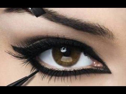 صورة صور مكياج عيون , احلى مكياج رسم العين