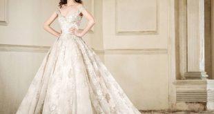 صور صور فساتين عروس , ارق فستان زفاف