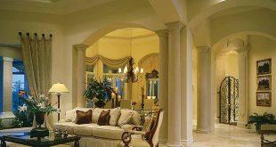 صورة ديكورات منازل , تصميمات بيوت جميلة