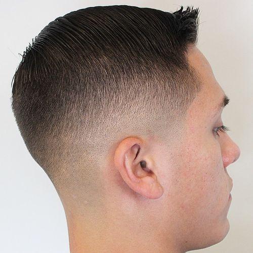 صورة انواع قصات الشعر , اجمل قصات الشعر لهذا العام للرجال 3977 4