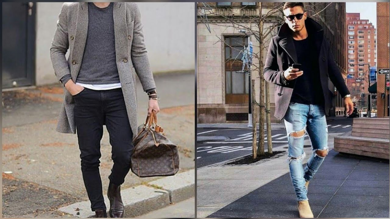 صورة موضة ملابس 2020 , اجمل موضة الملابس الرجالى لهذا العام