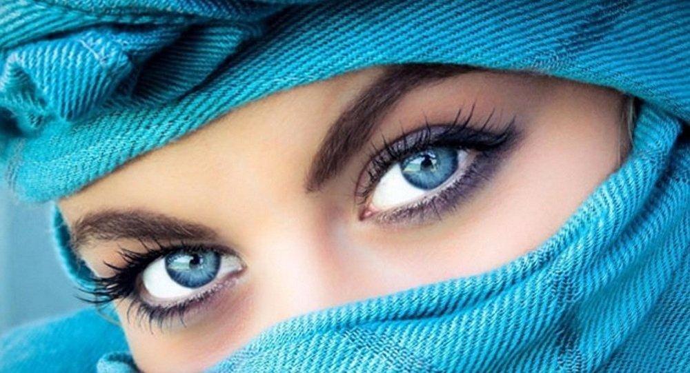صور عيون زرقاء , احلى العيون الزرقاء