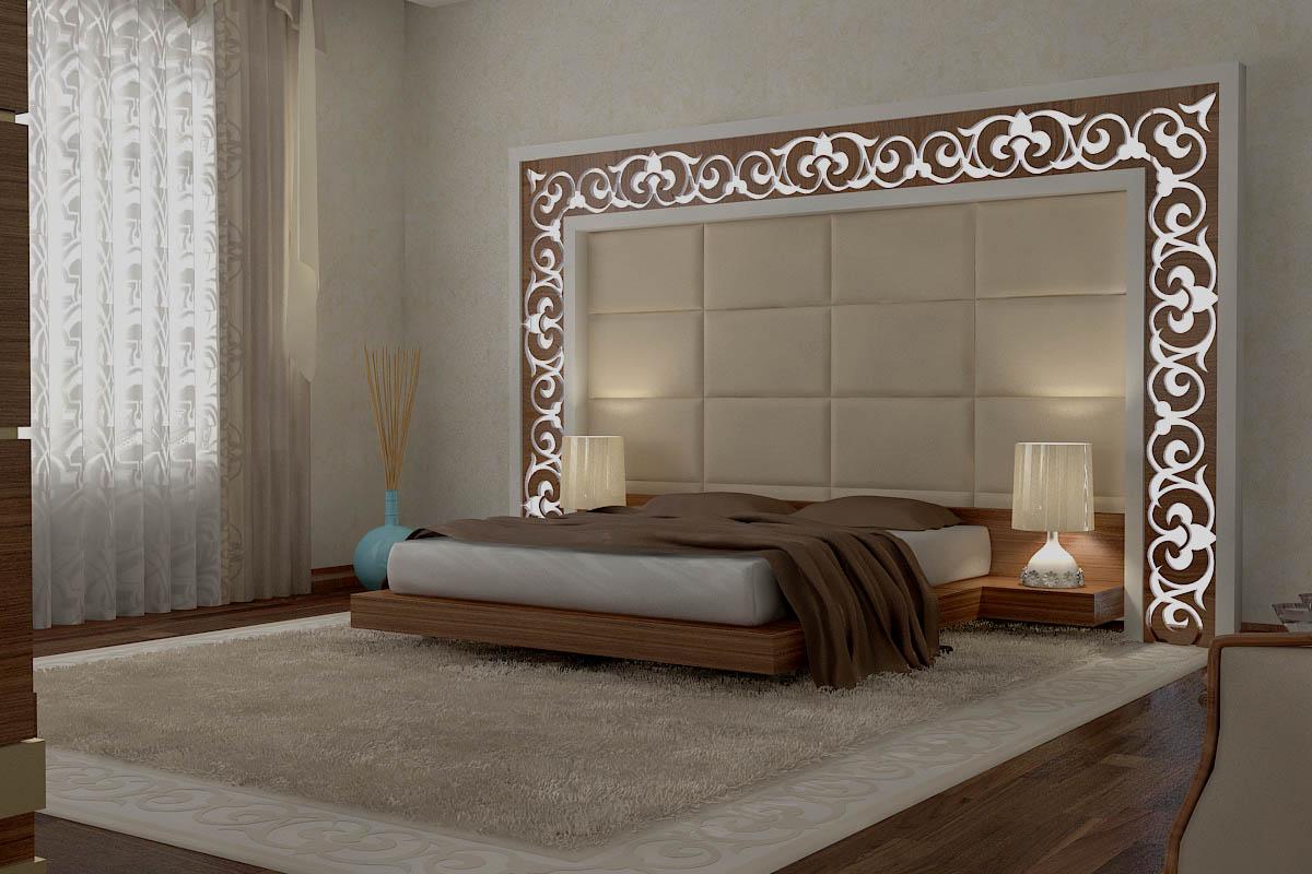 صورة اصباغ غرف نوم , ديكورات والوان غرف النوم