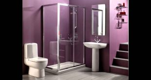 صورة ديكورات حمامات بسيطة , تصميمات واشكال حمامات عصريه