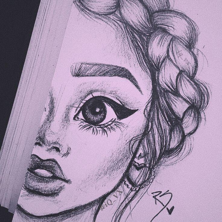 بنات كيوت رسم رسم جميل لبنات كيوت احساس ناعم