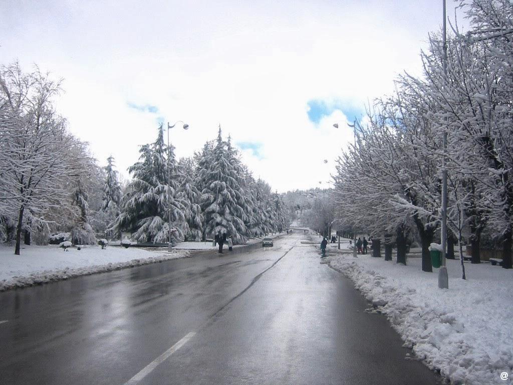 صورة صور عن البرد , مناظر طبيعيه من فصل الشتاء