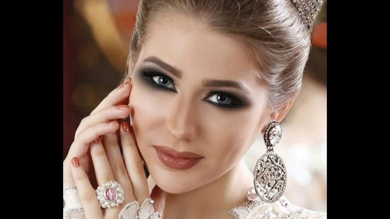صورة صور مكياج عرايس ناعم , اجمل صور العرايس مع مكياج هادى