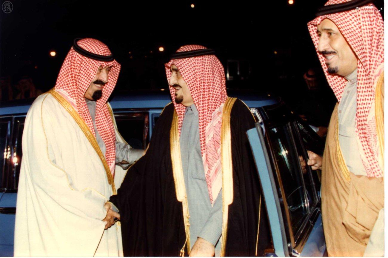صور صور للملك سلمان , قصه حياه الملك سلمان و صور له