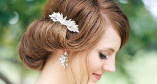 صور تسريحه عروس , تسريحات للعرايس كثيرة وبسيطة وسهلة التنفيذ