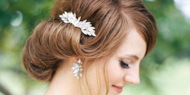 صورة تسريحه عروس , تسريحات للعرايس كثيرة وبسيطة وسهلة التنفيذ