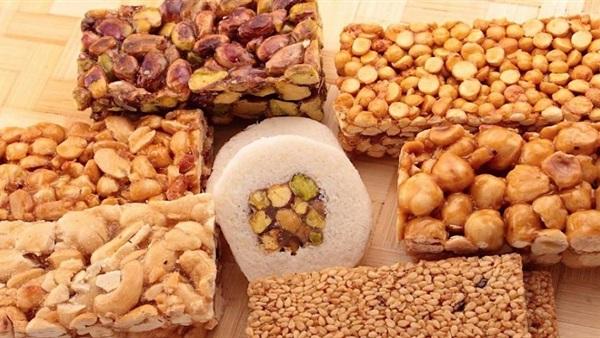 صورة حلاوة المولد , افضل انواع حلوي المولد