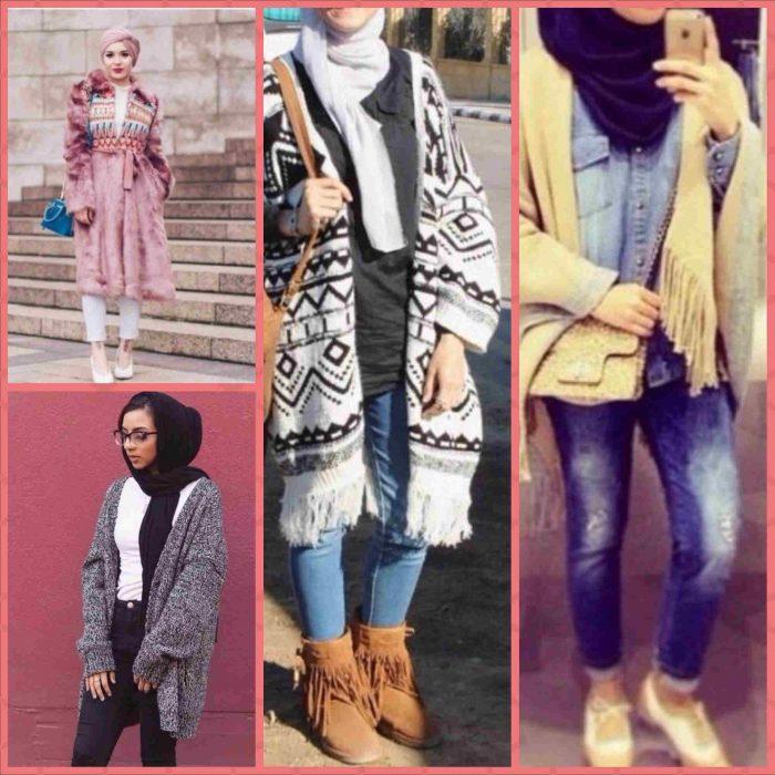 صور ملابس شتوية 2019 , احدث صيحات الموضه في الملابس الشتوي