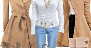 صورة ملابس شتوية 2020 , احدث صيحات الموضه في الملابس الشتوي