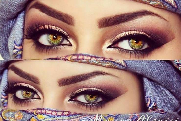 صورة اجمل عيون , احلي واجمل عيون من الرجال والنساء في العالم