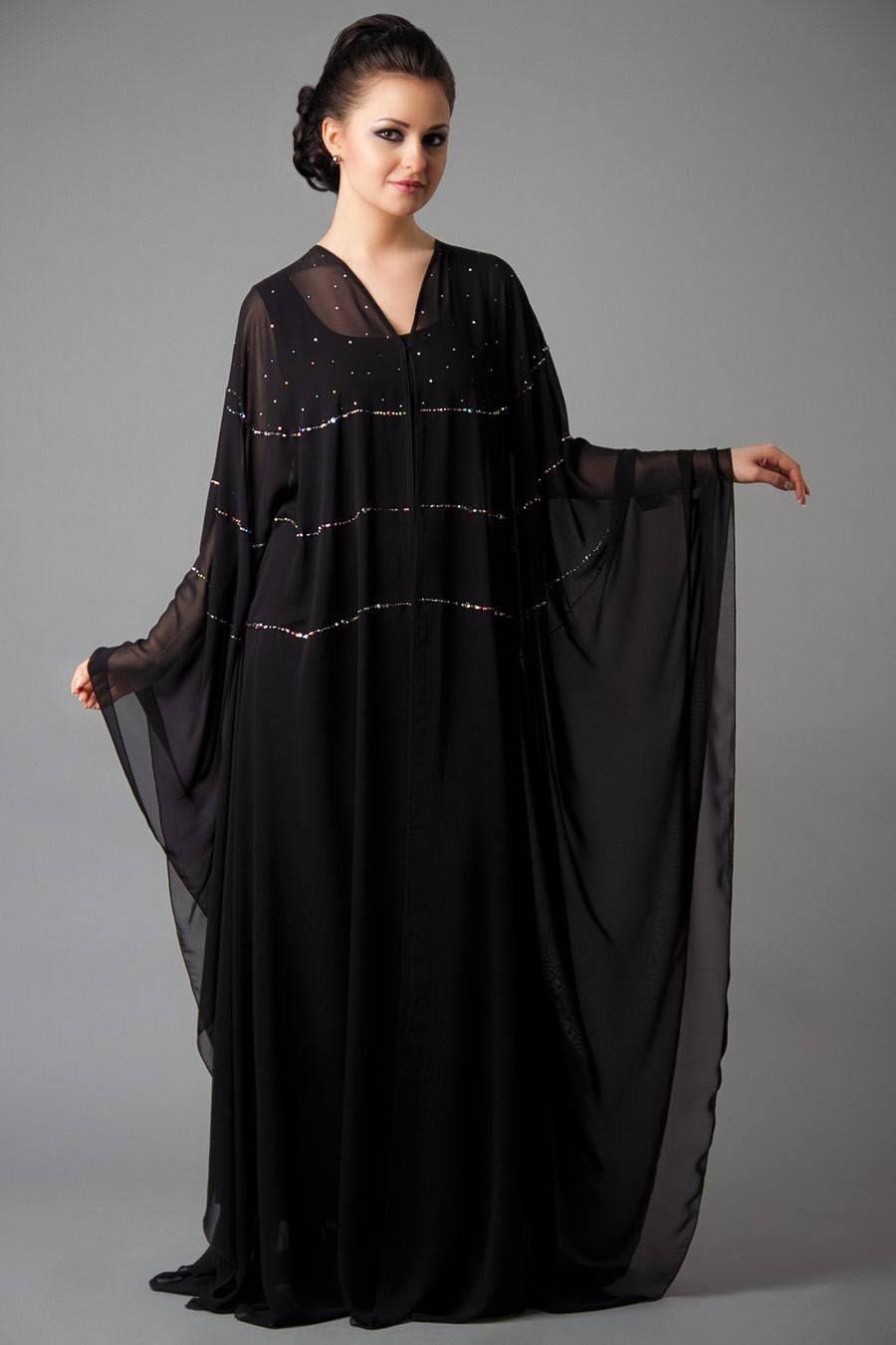 صورة عباية سعودية , افضل تشكيلات مميزة من العبيان السعودي