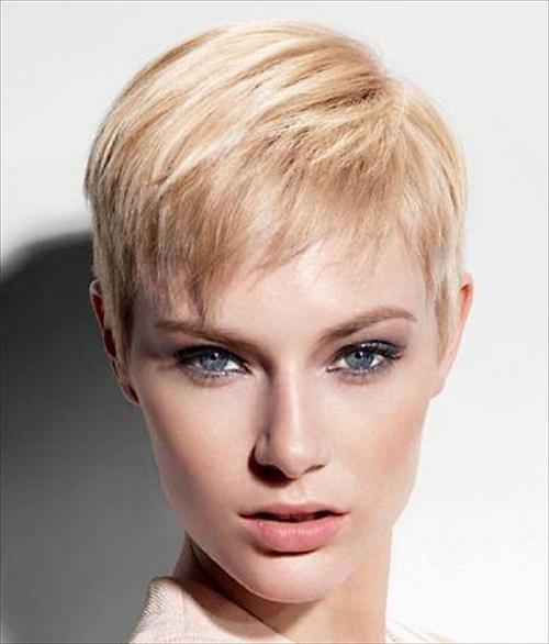 صورة احدث قصات الشعر القصير , ما اجمل الشعر القصير 209 6