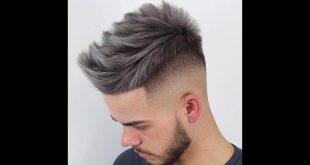 صورة احدث قصات الشعر للرجال , موضة شعر 2020