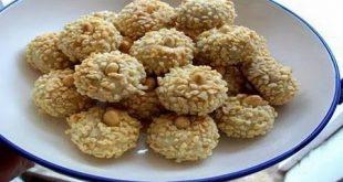 صورة حلويات جزائرية بالصور سهلة التحضير , افضل الحلويات الجزائرية