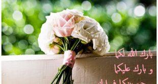 صورة عبارات تهنئه للعروس للواتس , تهنئة اجمل عروسة