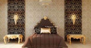 صورة ورق جدران فخم , احعل جدارك جميل بورق الجدران